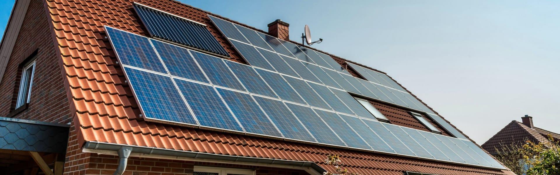 Fotowoltaika – zestaw fotowoltaiczny do produkcji energii elektrycznej